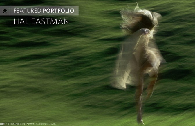 Hal Eastman photo impressionistic image