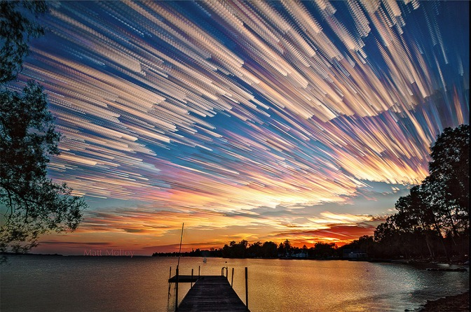 Matt Molloy: stacking time