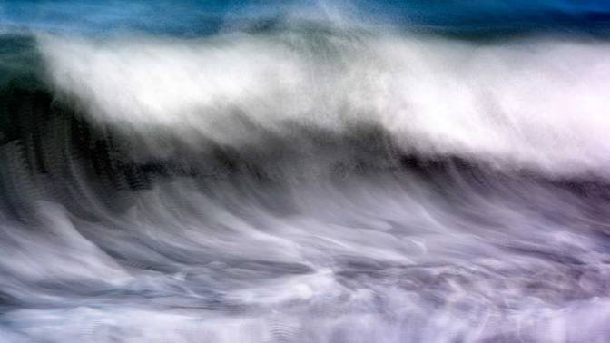 How I made this: Photo Impressionist Waves